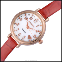 TY0809 Alibaba china market watch 2015, genuine leather watch, watches new
