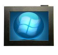 "Industrial 10.1"" touch computer all in one, for POS machine with single/dual touch"