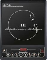 Black electric cooktop built in hob induction(H56)