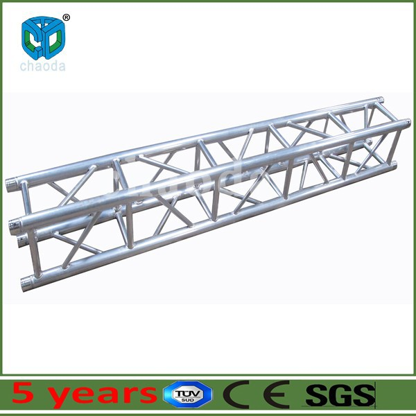 Hot sale aluminum spigot truss with ce sgs tuv certification for Order trusses online