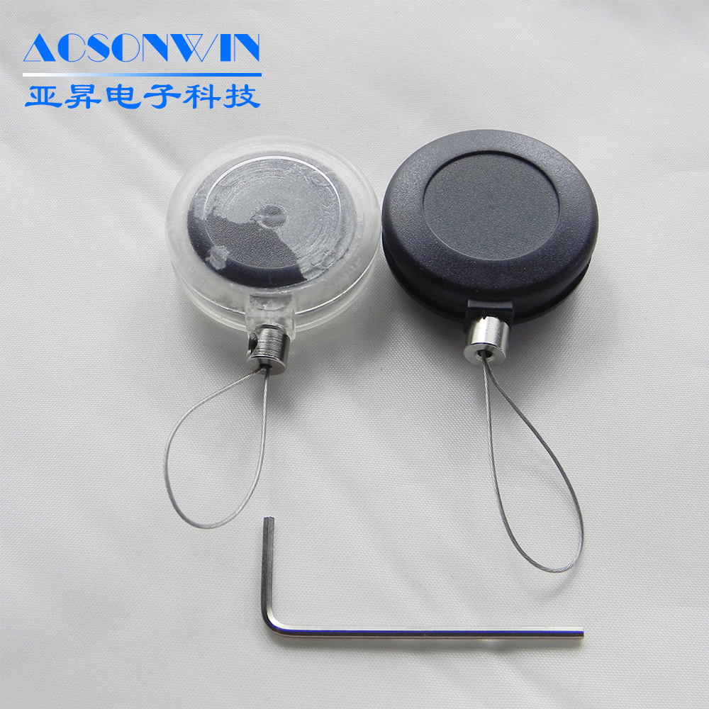 Retractable Anti-theft Pull Box/ Security Tether / Security Wire For ...