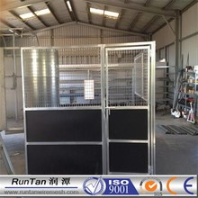 Australian Standard 3.6x2.2m used horse stalls