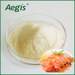 shrimp meal supplement better than probiotics, antibiotics to promote growth