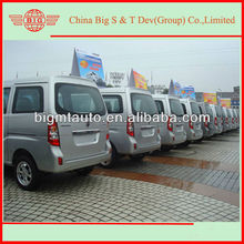 new arrival 45KW air conditioned passenger mini van in CBU available for sale