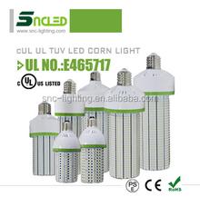 Long life high output E39/E40 base 15/20/30/40/60/80/100w UL Led Corn light