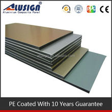 ALUSIGN colorful acp panel for bathroom plastic wall panels
