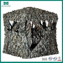Good quality ground hunting blind camping shelter
