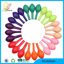 China best high quality CE certificate 100% nature latex factory helium latex balloon