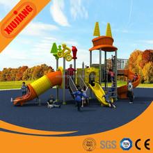 Unique Design Kids Outdoor Adventure Playground Equipment