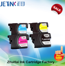 Alibaba wholesale,lc39 lc985 LC975 Refill Ink Cartridge and Compatible Cartridge For Brother DCP-J315W DCP-J515W MFC-J220
