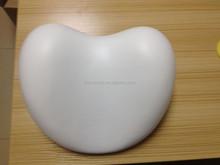 white color foam bathtub pillow/bath backrest/bathtub pillow
