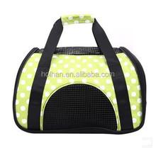 CHINA MANUFACTURE SOFT DOG CARRIER FOLDABLE DOG CARRIER PET BAG