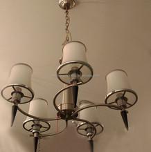 white glass shade chandeliers & pendant lights,chrome chain pendant chandelier