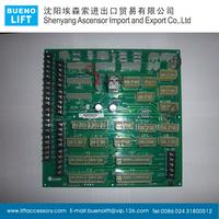 LG-SIGMA Elevator wiring board, Elevator PCB Board DOM-110B, AEG07C144*
