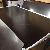 Good quality Cheap WBP Brown or Black film faced plywood for construction/hot sale film faced plywood 13