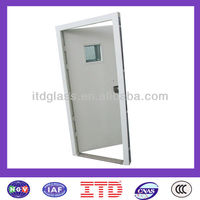 ITD-SF-EID0021 Stainless Steel Main Doors with CCC & ISO9001 Certificate