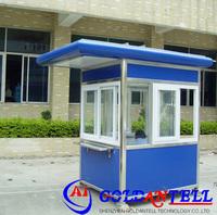 2015 best selling prefabricated house&color steel prefabricated house&security prefabricated house