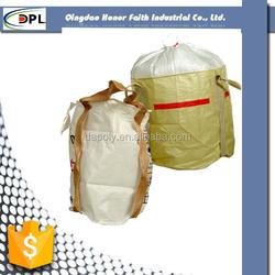 100% raw material 1000kg bulk bag 1 ton rice bag/pp jumbo bag