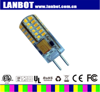 2015 Europe market at factory price 12V ce GY6.35 led light bulb gy6.35 lamp gy6.35 led Auto lamp dimmable GY6.35