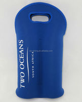 Fashionable promotional cheap hot sale new design Neoprene wine bottle cooler sleeve with high quality
