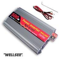 100W 150W 200W 350W Power Converter 12V DC To 110V 220V AC WS-IC500 500W Multi-Function Solar Power Car Inverter DC AC 1kw 2kw