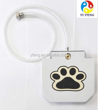 2015 High Quality with Copper Valve Pet Doggie Water Fountain