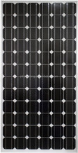 High Quality 170 Watt All Black Solar Panel For Pitched Roof Solar Home System