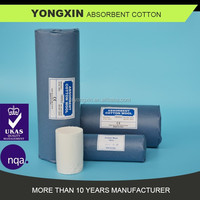 absorbent cotton pad/cotton wool roll