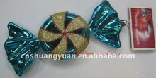 christmas gifts for kids / candy shape ornament