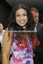 Synthetic lace front wig two tone ombre hair color wigs cheap wigs on sale from express_wigs
