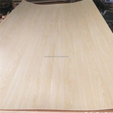 SGS 3mm thickness 1220*2440mm wood grain color melamine mdf