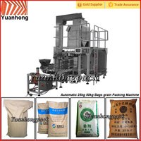 pp woven bag 50kg Automatic Bag Feeding Packing Machine