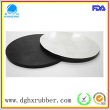 Dongguan factory customed rubber magnet strip with self adhesive