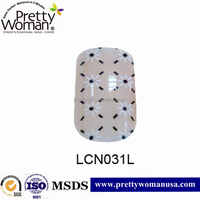 New style artificial nails middle stardard size plastic fingernails