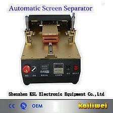 Мобильный Телефон LCD Сенсорный Экран Стекло Разделение Замораживания Замороженных ЖК-Машина Сепаратор