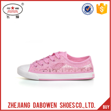 2015 Fashion casual shoes oem china brand soft canvas shoes for women