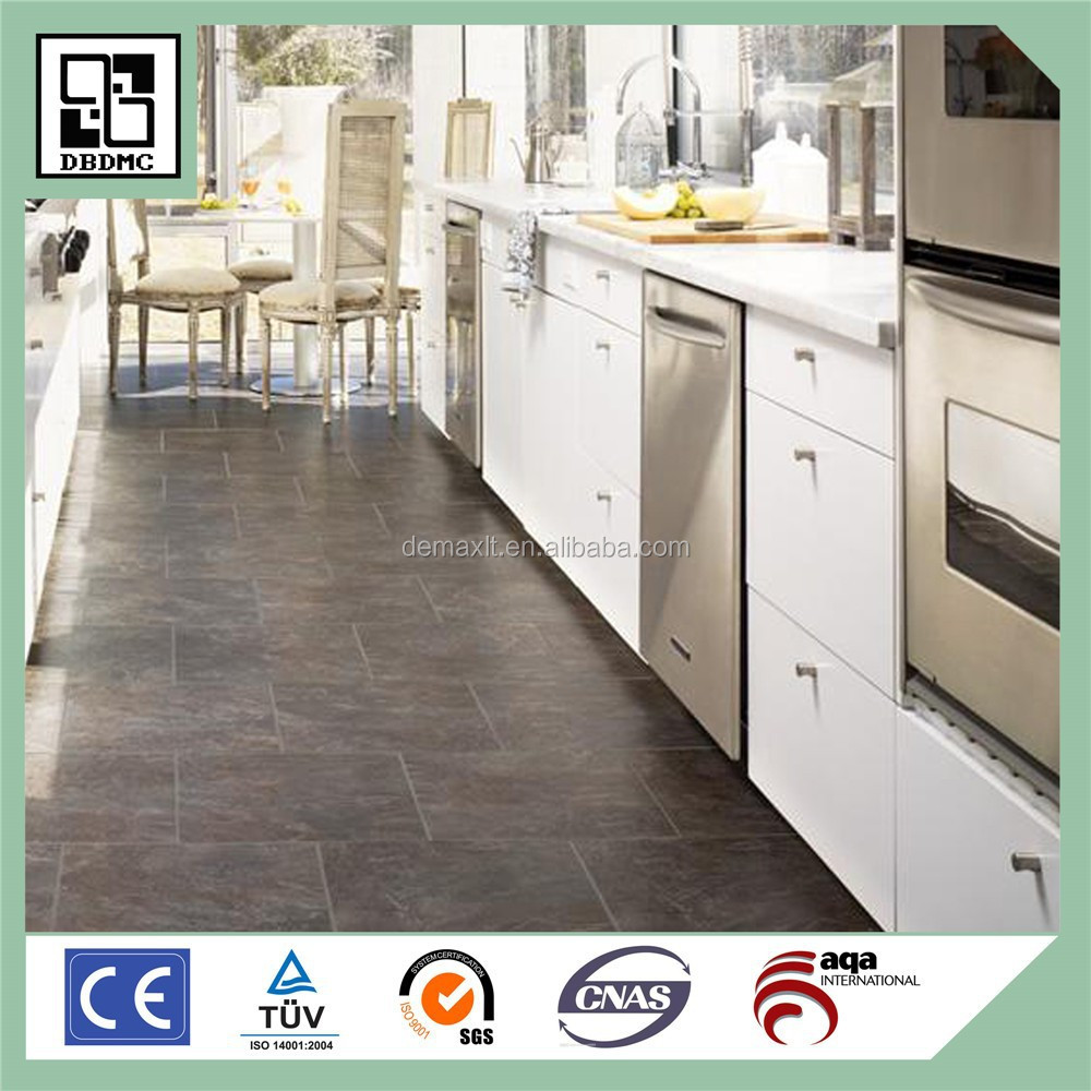 No Slip Flooring : No slip pvc flooring coating vinyl tile size super