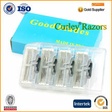 Replaceable razor blades in cartridges 1 2 3 4 5 6 blades razor head razor Replaceable replacement head