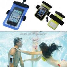 2015 High quality pvc waterproof cell phone bag