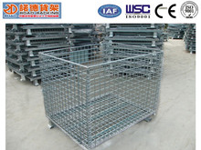 Corrosion Protection Steel Galvanized Wire Mesh Cage