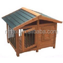 RIMAX pet products large wholesale outdoor Wooden apex roof Dog Kennel