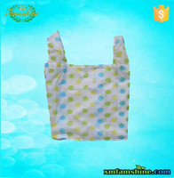 recycle polyester bags/foldable shopping tote bag