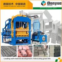 Best selling QT4-15 automatic pav brick making machine in Nepal