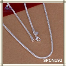Roll Jewelry Chain Roll Snake Chain Necklace For Jewelry