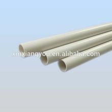 Conducto de pvc/tubería de pvc eléctrica/upvc conducto