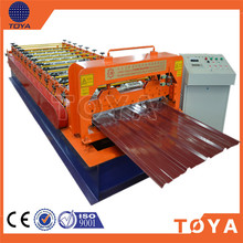 Make Galvanized Sheet Steel Corrugation Used Rolling Machine
