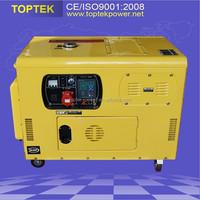 3 phase Cheap price portable 10 kva diesel generator