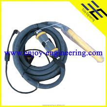 Ad alta frequenza zdn42 motore- in- testa portatile vibratore tubo in cemento