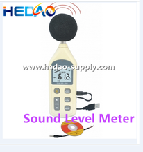 Wholesale digital signal portable free sound noise level meter