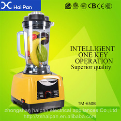 LFGB approved high performance customize home double blades food chopper & food blender